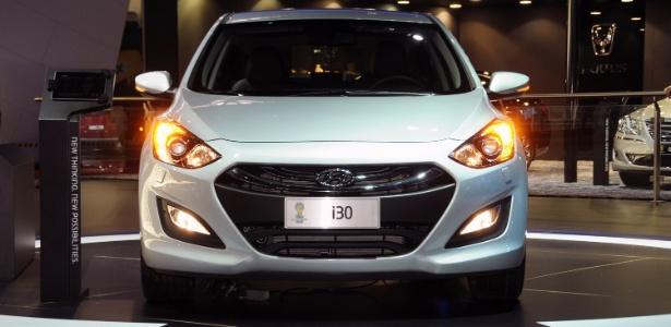 Novo Hyundai i30 e outros dez hatches médios devem agitar a temporada de 2013