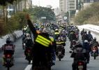 Roupa chamativa pode ajudar a salvar a vida do motociclista - Folhapress