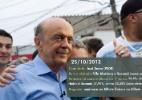 Apoio de vereadores populares não surtiu efeito para José Serra - Arte UOL