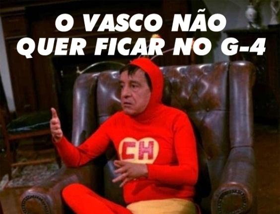 Corneta FC: Pelo menos o Vasco se livrou de ser vice