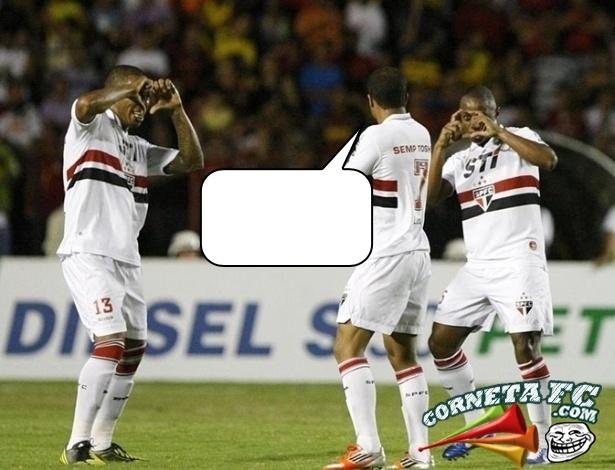 Corneta FC: Dê o que falar: o que o Lucas disse no momento desta comemoração?
