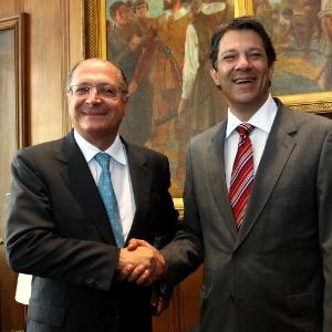 Haddad participa de encontro com Alckmin em outubro, em SP