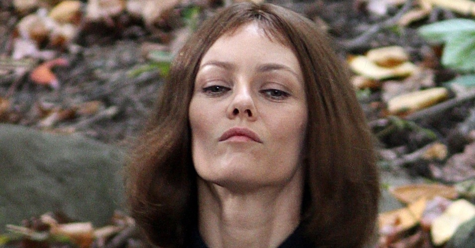 Após separação de Johnny Depp, a atriz Vanessa Paradis grava cenas do filme