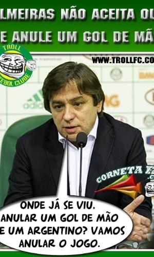Corneta FC: Tirone explica o motivo do pedido de anulação do jogo