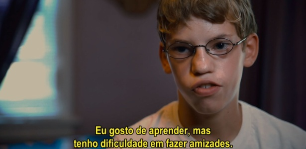 Cena do documentário Bullying