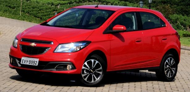 Chevrolet Onix LTZ: bom e bonito; barato não é exatamente o caso, mas é competitivo no segmento