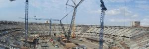 Mais Copa das Confederações: Copa das Confederações adia prazo-limite para estádios e Maracanã vira maior desafio