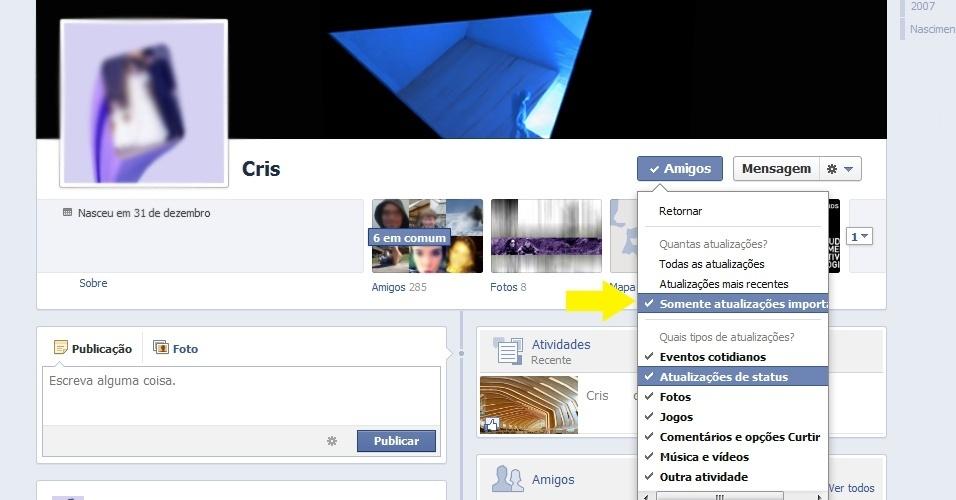 Evite perder a amizade no Facebook (e se defenda do amigo sem noção) com ajustes e dicas