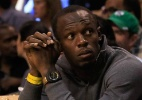 Usain Bolt se junta a msicos e atores para disputar o Jogo das Celebridades da NBA