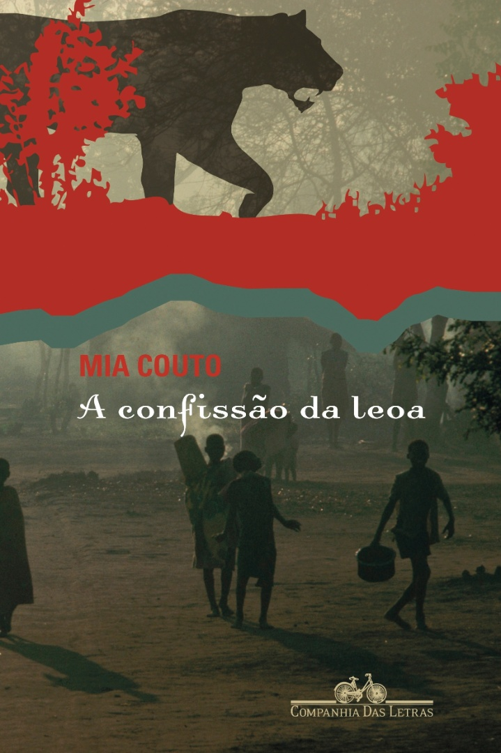 Capa do livro &quot;A Confisso da Leoa&quot;