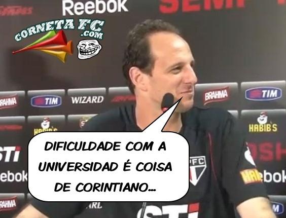 Corneta FC: Para Ceni, era óbvio que o São Paulo passaria fácil por LaU