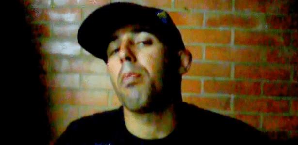 Maurício Rossi, lutador de MMA que está preso em Bangu