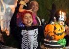 """Ator de """"Carrossel"""" faz festa de aniversário com tema de Dia das Bruxas - Paduardo/AgNews"""