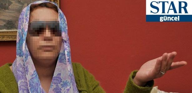 D.K., 34, resolveu trocar de sexo em 2003, quando se casou com um homem na Turquia