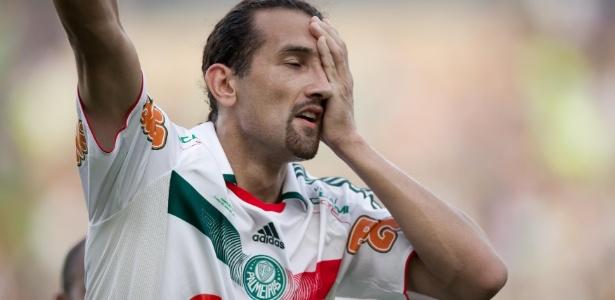 Segundo Cesar Sampaio, Barcos ainda não renovou com o Palmeiras