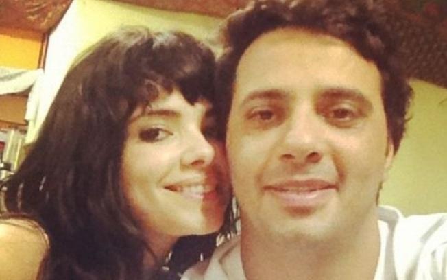 Vanessa Giácomo e o novo namorado Giuseppe Dioguardi (3/11/12)