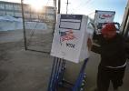Eleitores atingidos por Sandy enfrentam atrasos e confusão (Foto: Brendan McDermid / Reuters)