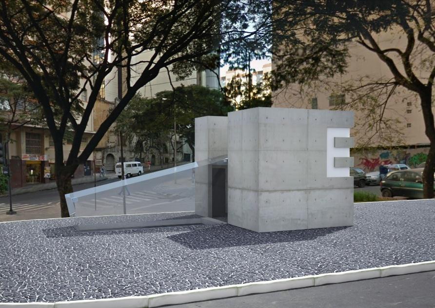 """Categoria Urbanismo (menção honrosa): """"Estacionamentos Públicos"""", projetados por Fernando Forte, Lourenço Gimenes e Rodrigo Marcondes Ferraz (FGMF)"""