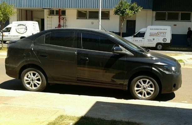 Chevrolet Onix sedã