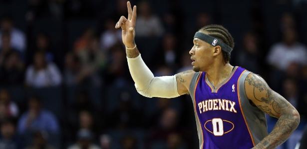 Michael Beasley, do Phoenix Suns começou a ser investigado pela polícia do Arizona