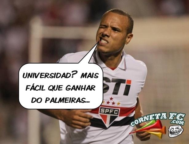 Corneta FC: São Paulo humilha