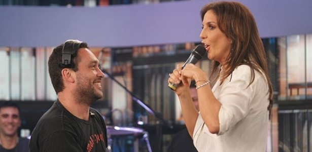 Ivete Sangalo reconhece Juninho Bill na produo do 