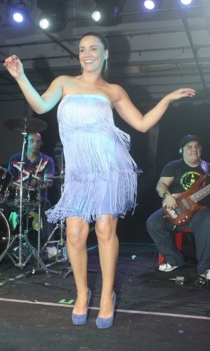 Suzana Pires ser destaque da Vila Isabel no Carnaval 2013 (10/11/12)