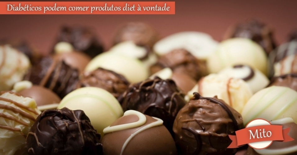 chocolate, mito ou verdae