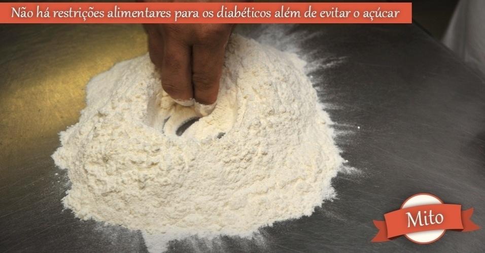 farinha de trigo, mito ou verdade