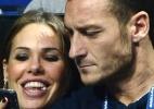 Mulher de Totti critica presidente da Roma:
