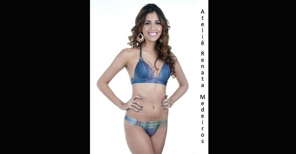 Miss Ateliê Renata Medeiros, Camila Leão