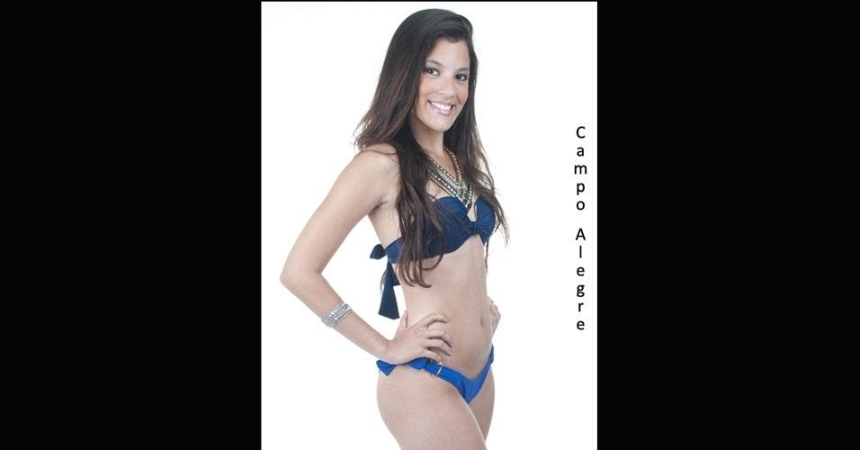 Miss Campo Alegre, Sheila Cavalcante