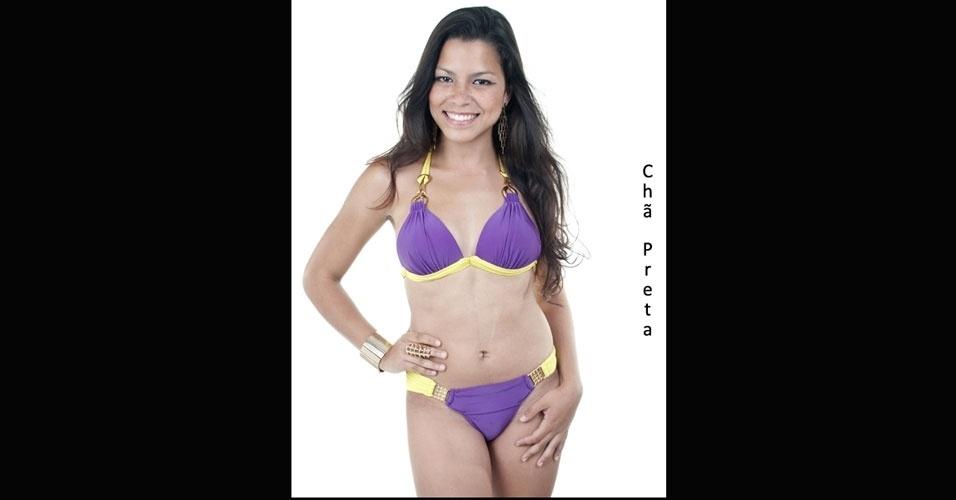 Miss Chão Preta, Dayse Ramos
