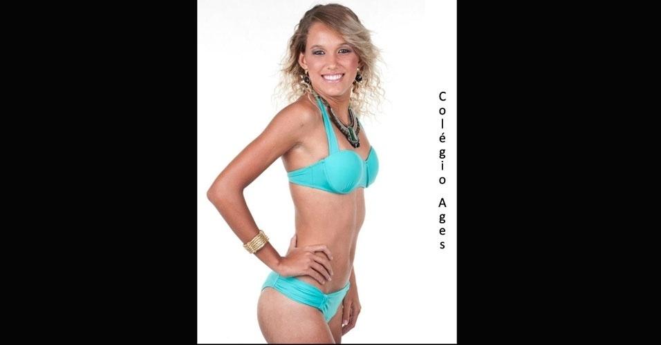 Miss Colégio Agnes, Maynara Silva