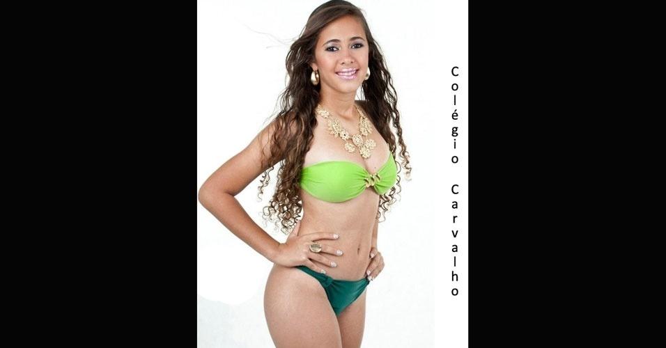 Miss Colégio Carvalho, Amanda Carvalho