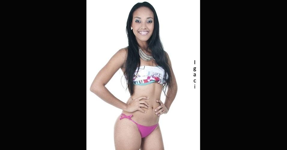 Miss Igaci, Débora Silva