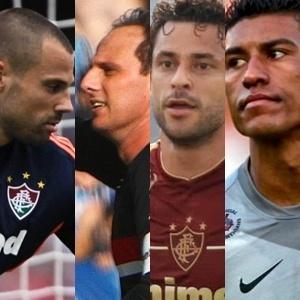 : D. Cavalieri, Fred, Ceni ou Paulinho? Escolha o melhor da 35ª rodada