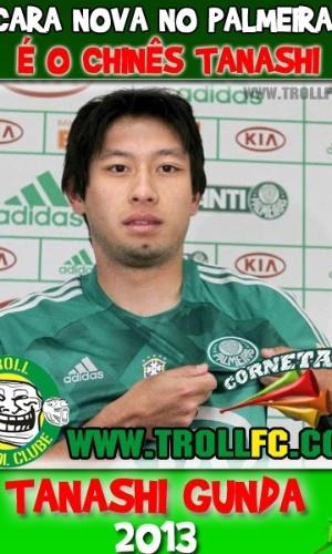 Corneta FC: Palmeiras começa a se reforçar para 2013 e aposta em talento internacional
