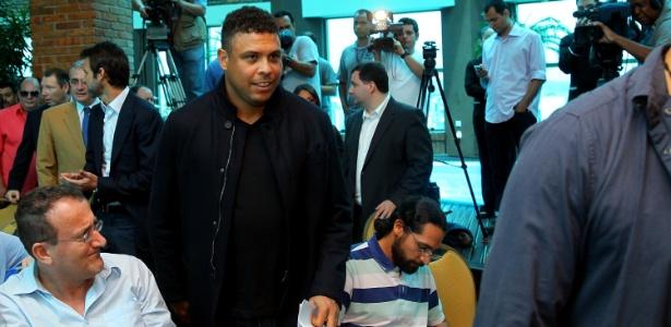 Ex-atacante justificou brincadeira com situação do Palmeiras no programa Bem, Amigos