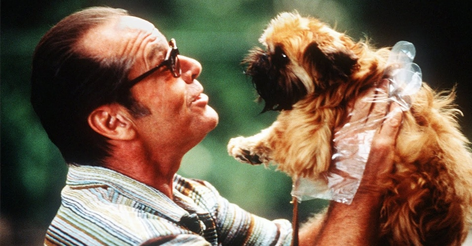 Melhor Impossivel Filme Nicholson no Filme Quot Melhor