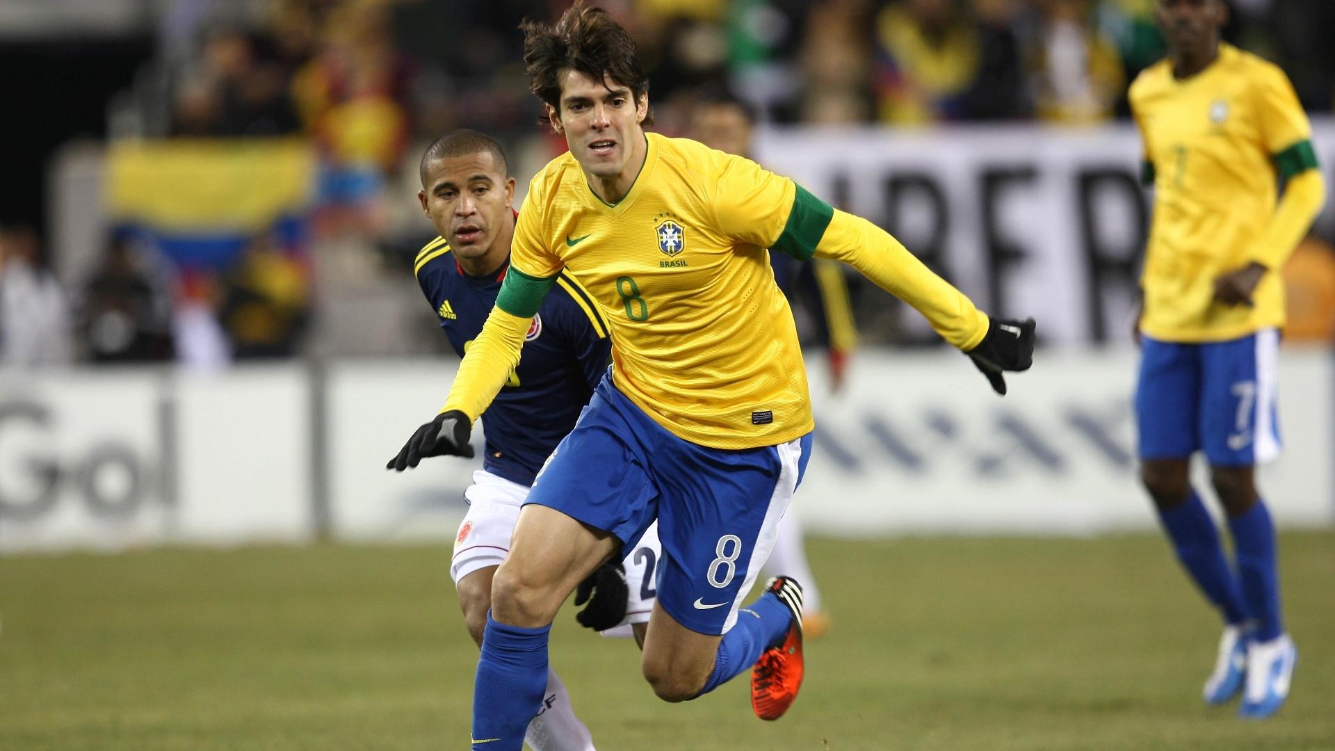 Flamengo acerta contratação e Kaká é aguardado nesta Sexta-Feira