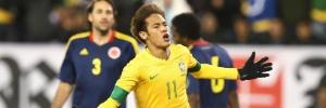 seleção brasileira: Neymar faz golaço, mas perde pênalti bizarro e Brasil empata por 1 a 1 com a Colômbia
