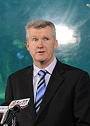 Ministro australiano Tony Burke anuncia criação das reservas