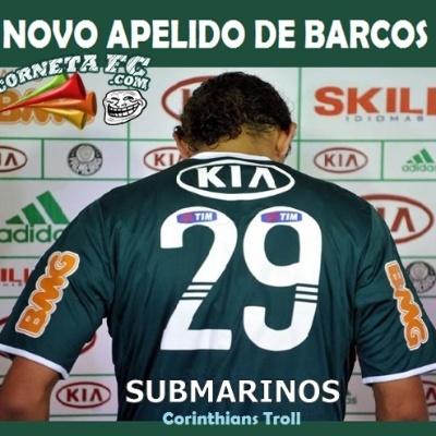 Após vexame, craque do Palmeiras é obrigado a trocar de nome