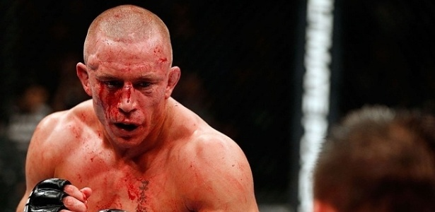Georges St-Pierre derrotou Carlos Condit e unificou o cinturo dos meio-mdios do UFC