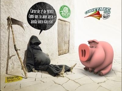 Palmeiras já acostumado com a degola