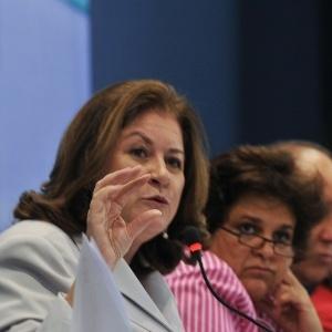 Miriam Belchior, ministra do Planejamento, anunciou R$ 3,1 bi para Pernambuco nesta segunda (25)