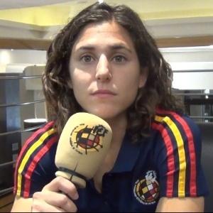 Verónica Boquete também é figurinha carimbada nas convocações da seleção espanhola feminina