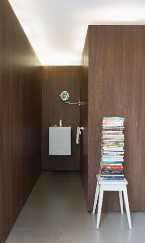 Categoria Residencial, prêmio Regional Sudeste (Londrina): ambiente projetado por Paulo Henrique Nogueira Kobylka. O prêmio
