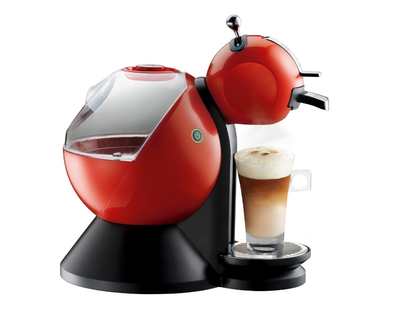 Na Tok&Stok (www.tokstok.com.br), a cafeteira Expresso Dolce Gusto Nescafé Melody, da Arno, acompanha um kit com doze cápsulas de variados tipos de café. O produto está à venda por R$ 499 I Preços pesquisados em novembro de 2012 e sujeitos a alterações